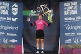 PRESS RELEASE...NO REPRODUCTION FEE...Ras na mBan 9/9/2018 Stage 6 Kilkenny- Winner of the 2018 Ras na mBan France's Coralie Demay Pic : Lorraine O'Sullivan