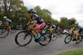 PRESS RELEASE....NO REPRODUCTION FEE..Ras na mBan 5/9/2018 Stage 1 Kilkenny - GowranJapan's Yasue Nakahara riding for the Momentum CCN Australia teamPic : Lorraine O'Sullivan
